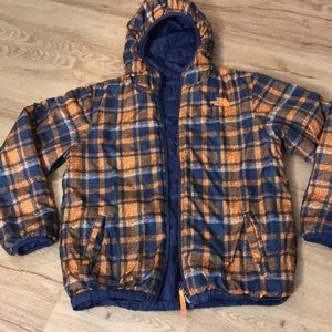 The North Face Jacket size large boys 14-16